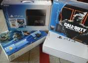 Vendo ultimas consolas playstation 4 aprovecha