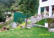casa de campo $69.000 neg. 890m2t - 250m2c en challuabamba - sector austrogas