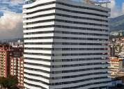 Vendo oficina 180m2, edificio inteligente metropolitan