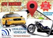 Rastreo satelital y alarma sms al celular apaga tu auto con un solo mensaje
