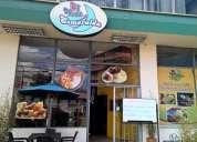 Vendo Negocio restaurante Comida rapida Quito