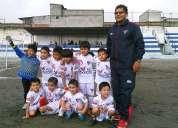 Escuela formativa ldu - full soccer