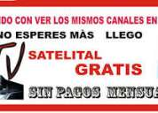 Instalamos antena tv satelital full hd 100%plan un solo pago 0994093157