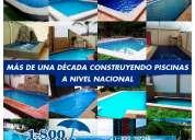 1800piscinas construccion de piscinas a nivel nacional