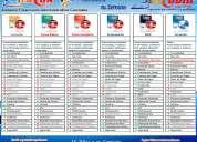 Sistema financiero administrativo contable (erp/crm/plm