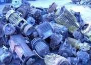 Compramos tuberias, maquinarias industriales, chatarra de barcos, equipo pesado...0979012279