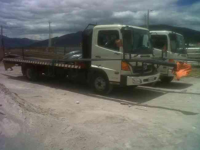 ALQUILER DE CAMIONES TRANSPORTE PESADO