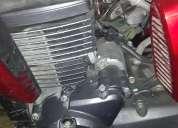 Vendo moto honda invicta 150