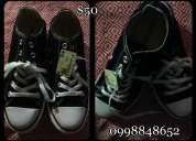 Vendo zapatos all stars negros