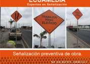 Ecuamedia señaletica de seguridad guayaquil
