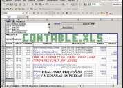 Tutorias a particulares de excel- contable  0995153659.