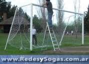 Redes de futbol fabricantes bajo la medida