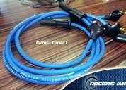 Super cables de bujias racing para el suzuki forsa 1.