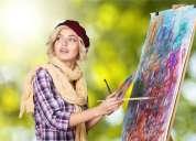 Curso de pintura y dibujo diviértete aprende