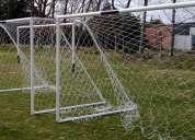 Redes para arcos de futbol en difeentes medidas