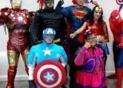 Fiestas infantiles en quito,paw patrol,dra.juguetes,star wars,descendientes,magia,superheroes y maas
