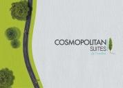 Edificio cosmopolitan 2 dormitorios de 85 m2 sector la carolina.
