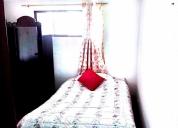 Alojamiento inmediato en habitaciones amobladas