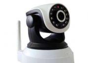 Cámara robótica wifi para vigilancia
