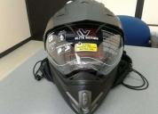 Casco moto nuevo importado homologado