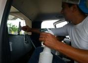 Oportunidad! laminas de seguridad para vehiculos