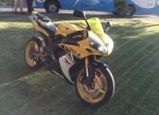 Yamaha r1 edición especial aniversario 2006. contactarse.