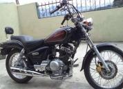 Vendo excelente moto yamaha enticer