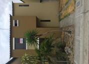 Alquilo excelente casa en la joya etapa coral
