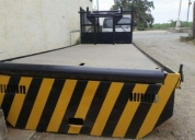 Oportunidad!. plataforma 7.00 mts de largo por 2.5 mts de ancho