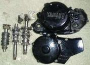 Repuesto de moto dt 175 caja de cambio de 6 velocidades.