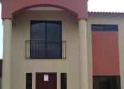 Alquilo casa en villa club etp. natura