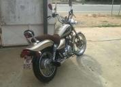 Excelente moto yamaha bobber