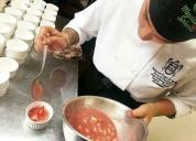 Soy chef venezolana titulada comprobable, contactarse.