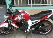 Venta de moto en excelente estado uso personal