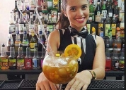 Bartenders profesionales, contactarse.
