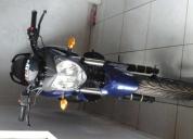Se vende esta moto nueva,contactarse.
