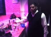 Oportunidad!. mesero bartender a la orden