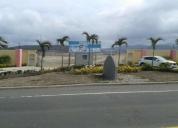 Excelente lotes en venta en puerto cayo manta manabi ecuador.