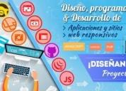 Servicio curso, asesoria, desarrollo, programacion de sitio