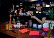 Bartender y mesero. contactarse.