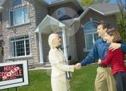 Asesor inmobiliario y localizador para negocio