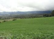 Excelente finca de 20 hectáreas en quiroga