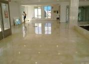 Pulido de pisos, gradas, paredes,pilares de mármol, contactarse.
