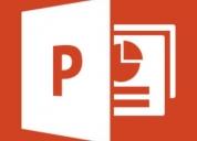 Oportunidad!. trabajos en word, excel, powerpoint, pdf, etc