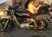 Excelente moto rx100 a 135