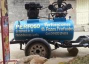 Perforaciones de pozos profundos limpiezas y mantenimiento