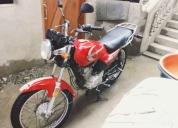 Excelente moto yamaha en buen estado