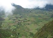Hermoso terreno 12 hectareas.
