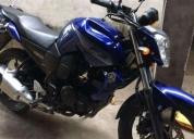 Vendo excelente moto yamaha fz año 2015