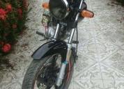 Excelente moto yamaha yb matrículada